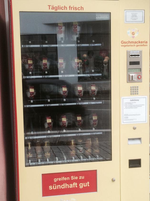 Müsli-Automat