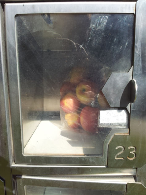 Apfeltüte