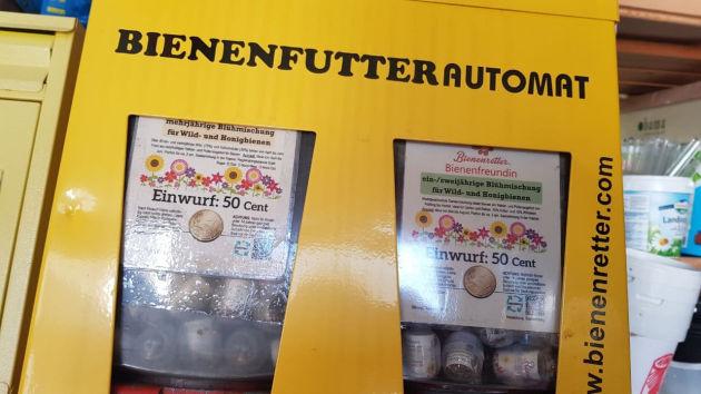Bienenfutterautomat in Dietmannsried im Allgäu